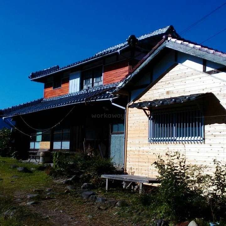Help renovate an old japanese farmhouse in hyogo near for Renovating a 100 year old farmhouse