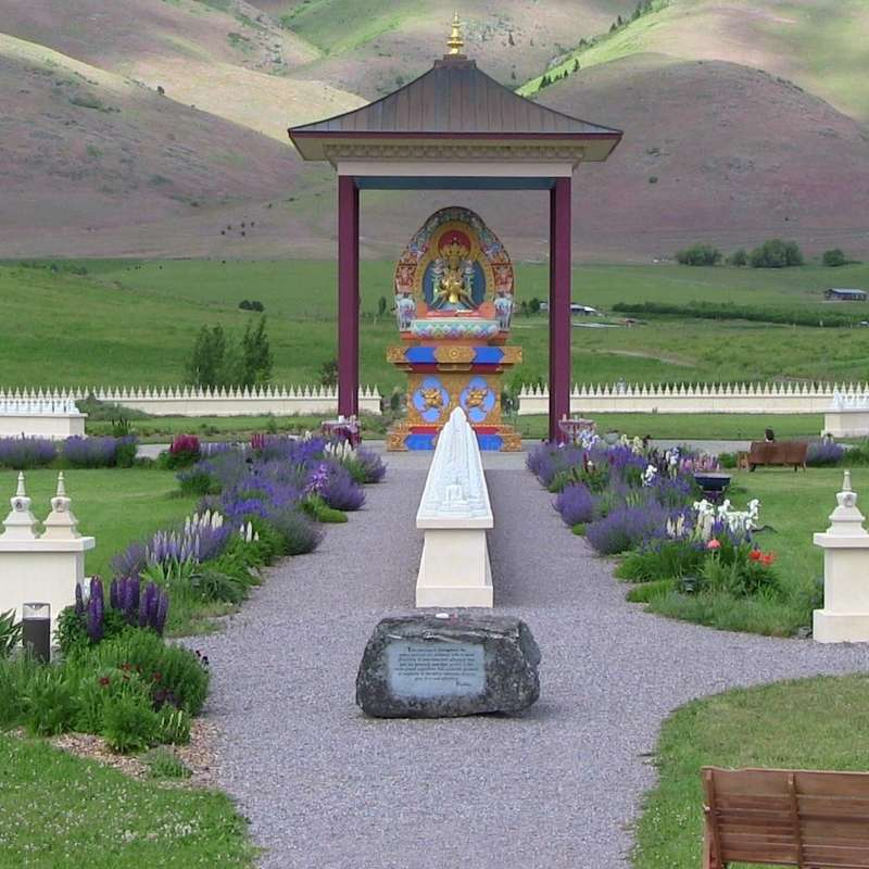 Looking For Some Help In Our Beautiful Gardens In The Mountains And Hills  Of Arlee, Montana, USA