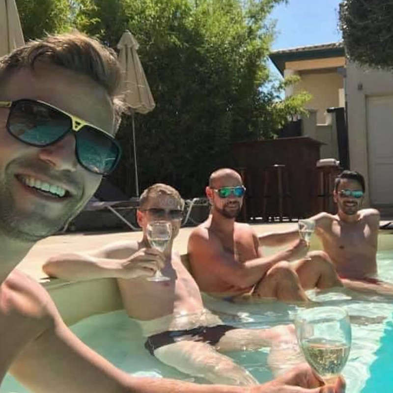 Help out at a beautiful gay guesthouse in the Languedoc region, south of  France