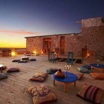 Help out around our Ecolodge located on the Atlantic coast of Morocco, in an authentic berber ...