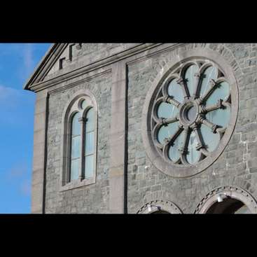 Building a pirate ship inside a chapel in Snowdonia  An innovation