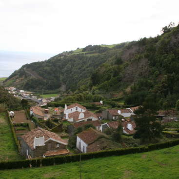 Learn about life in a small village on São Miguel Island