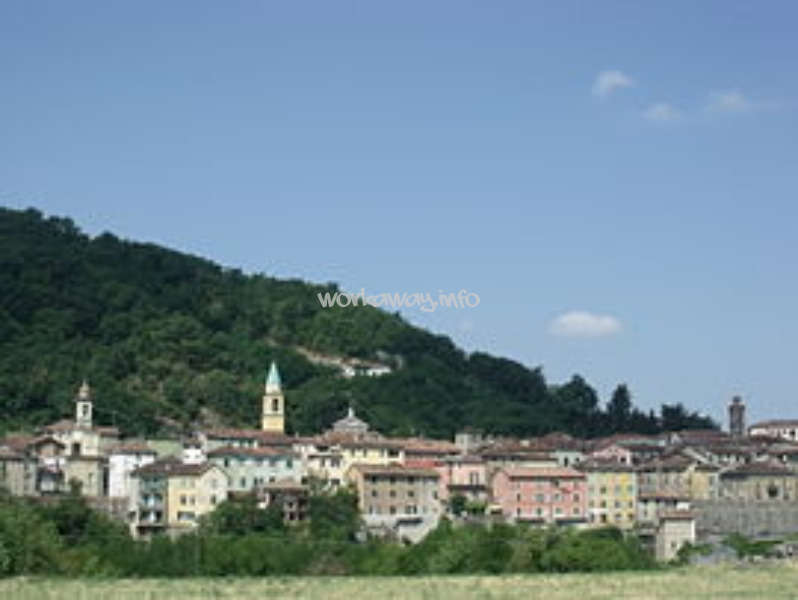 Searching for people who can help us with our garden and for Serravalle italy