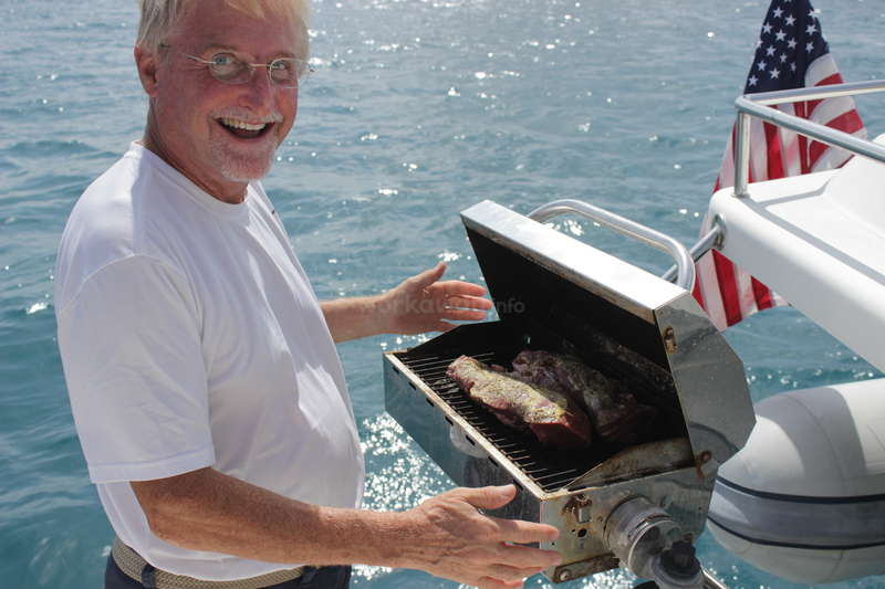 Help aboard a 48' Sailing Catamaran - Panama