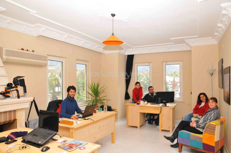 Help with photography video and graphic projects with a for Travel agency office interior design