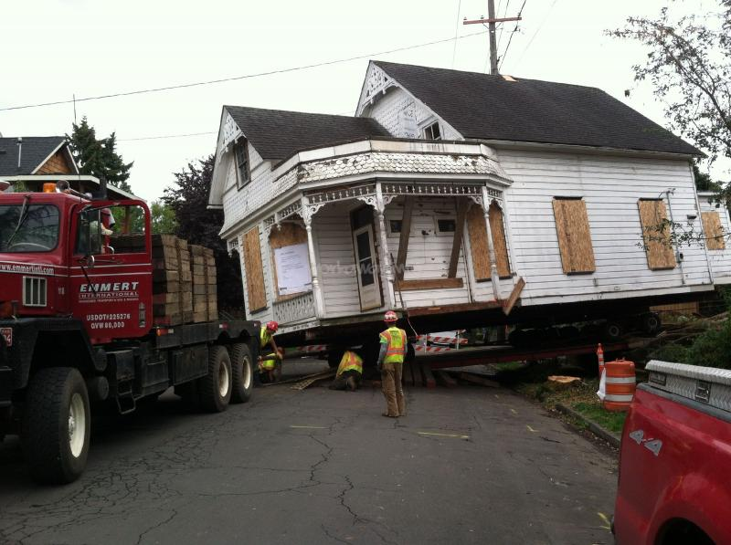 Fancy restoring an 1890s victorian cottage in portland for On your lot builders oregon