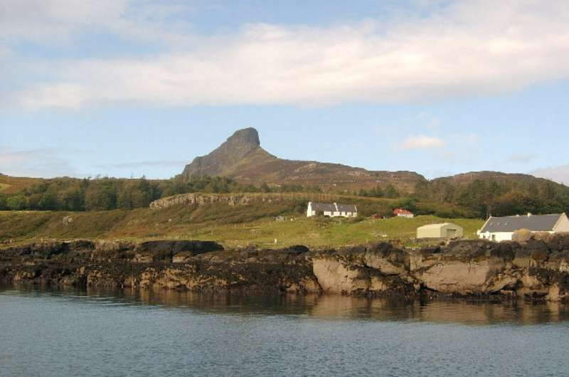 Help On The Boat And On The Land In The Isle Of Eigg