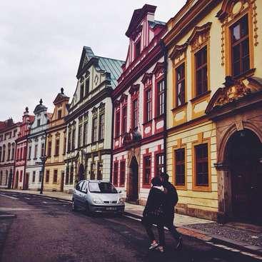 czech streets lenka privát hradec králové