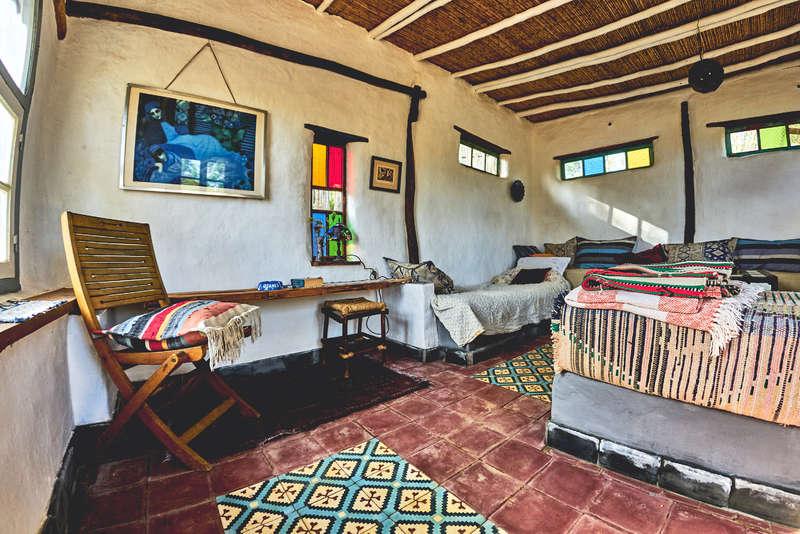 Hilf Uns Unser öko Dorf In Der Nähe Von Assilah In Marokko