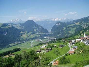 Mature dutch mountains