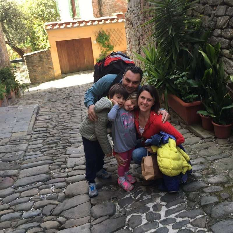 Experience Life With A Traditional Italian Family And Help The Kids In Uzzano Italy