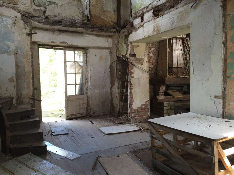 Help Us Renovate A Fort In Poitou Charentes France