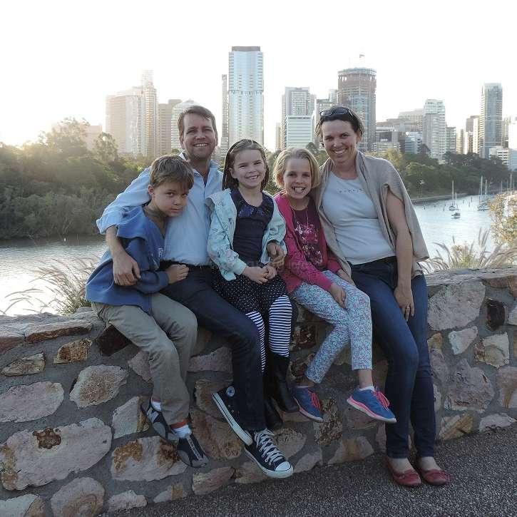 Venez aider notre famille sandgate pr s de brisbane - Cuisinez avec notre famille ...