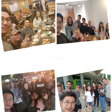Come join our English language exchange cafe in Daejeon, Korea