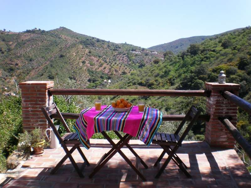 Rural Farmhouse In Andalucia Is Seeking Helping Hands With Maintenance Near Malaga