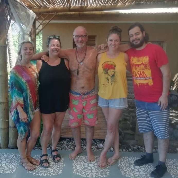 Help with ayahuasca ceremonies at a retreat center in Costa Rica