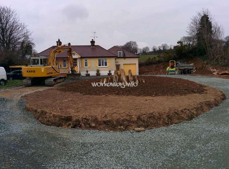 Help create a new garden for my house near gorey ireland for Help design my garden