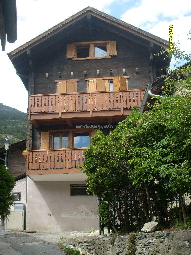 Come and experience life in a Swiss family and help around our ...