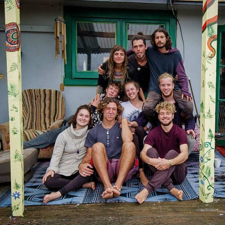 new group picture of zealand yoga community