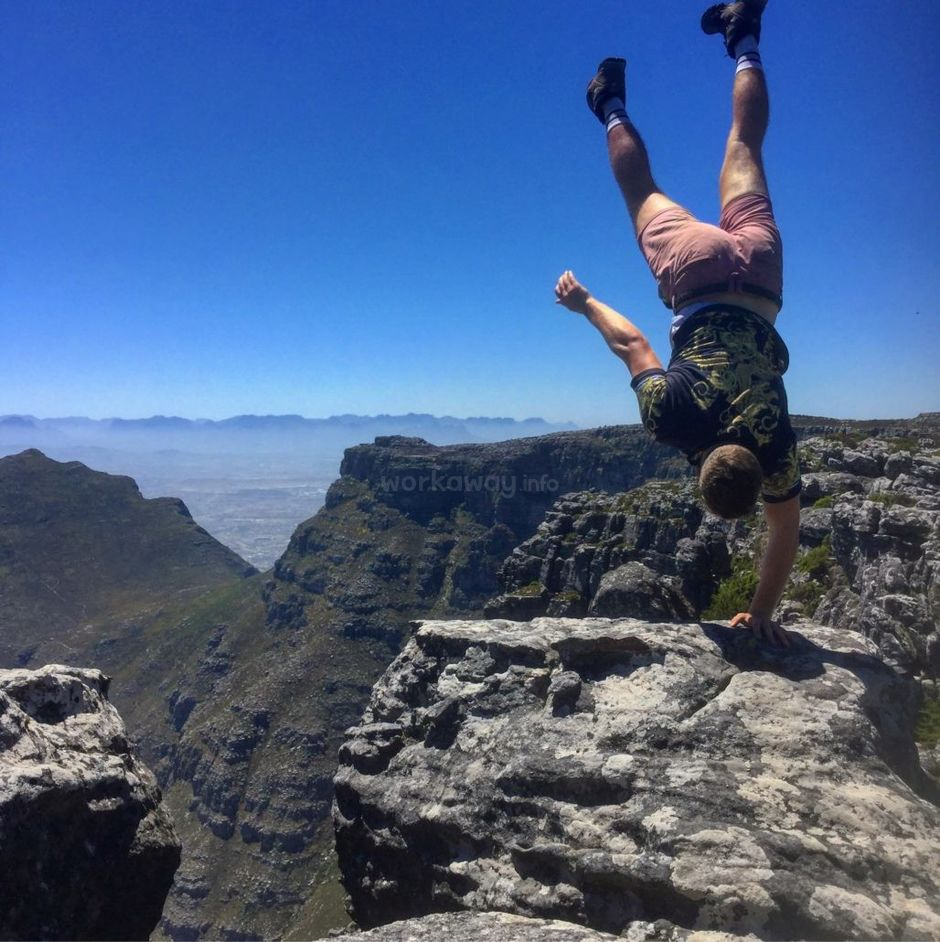 handflip edge cliff