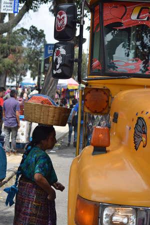 locals guatemalans