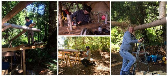 help volunteer safari camp canada