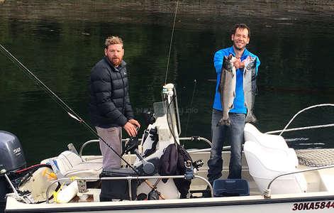 fishing boat lifestyle