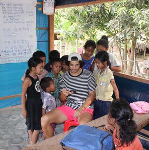 volunteer lesson travel skills