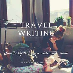 travel writer contributing workaway