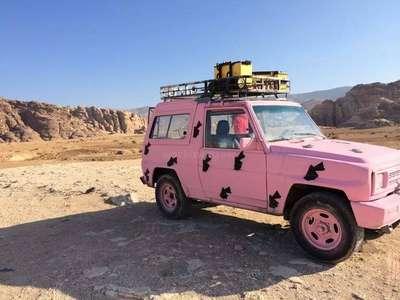 workaway destinations jordan cave