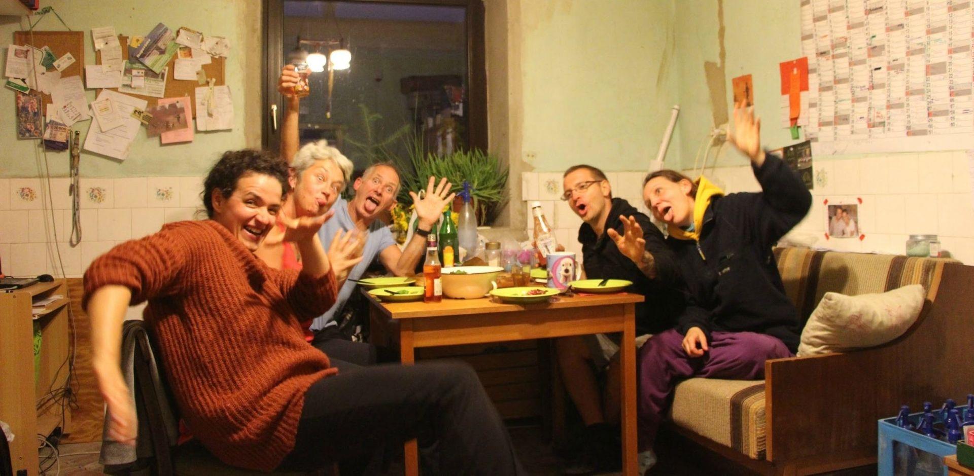 workaway host family fun