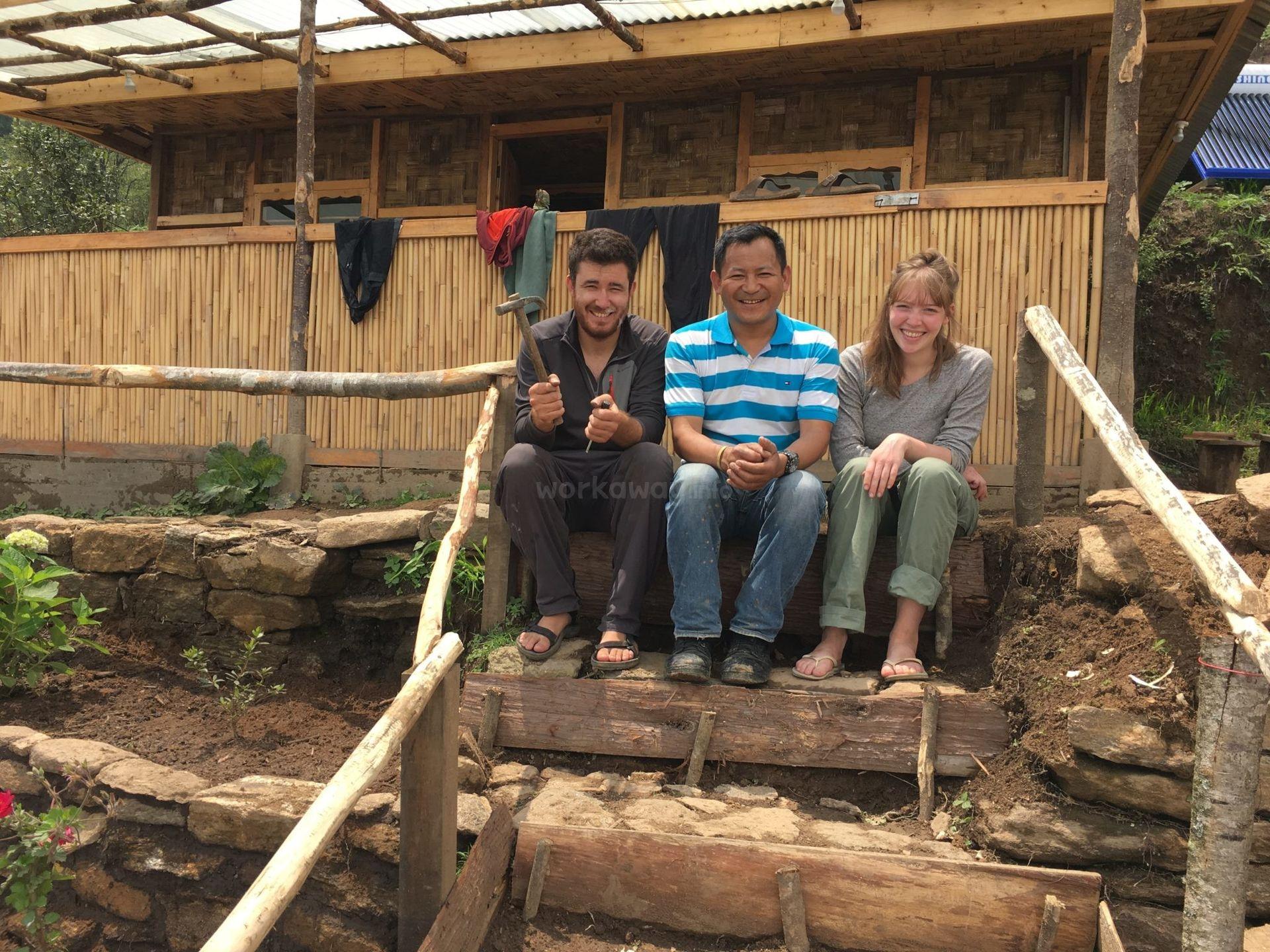 host family travel