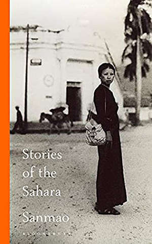 book cover stories of the Sahara