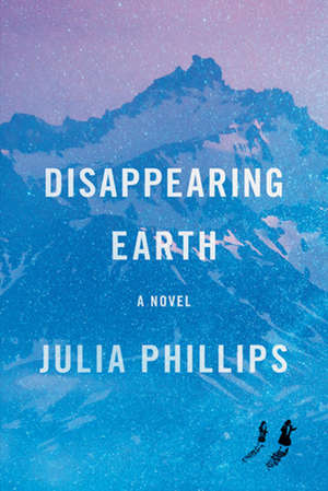 book cover disappearing earth