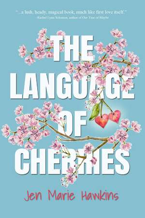 language of cherries book cover