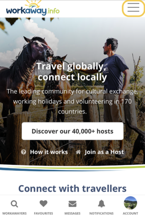workaway host explore resources mobile