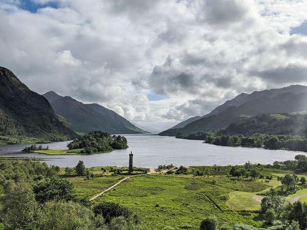 Scotland nature landscape