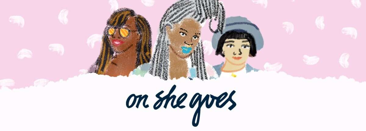 podcast inspiring woc solo female traveller podcast