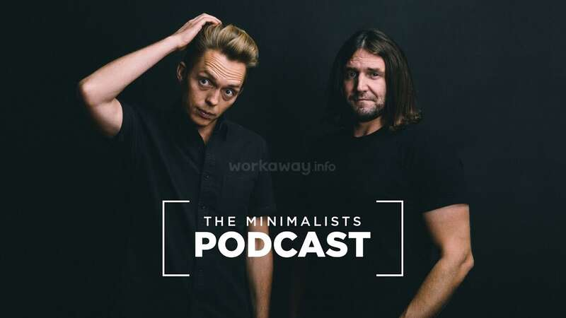 minimalism lifestyle podcast less is more