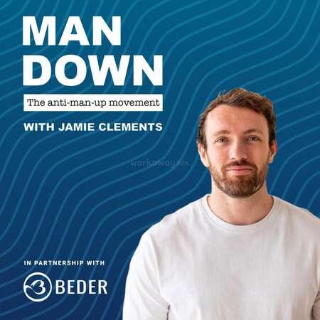 lockdown inspirational podcast mental health for men