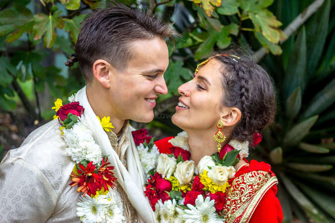 yoga community romance wedding workaway host