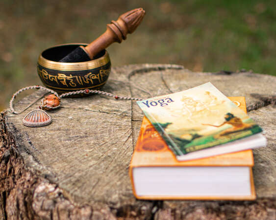 spiritual journey workaway sound healing yoga