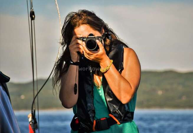 workaway learn photography skills on sailboat digital nomad