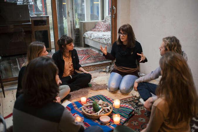 language learning cultural exchange community workaway volunteering