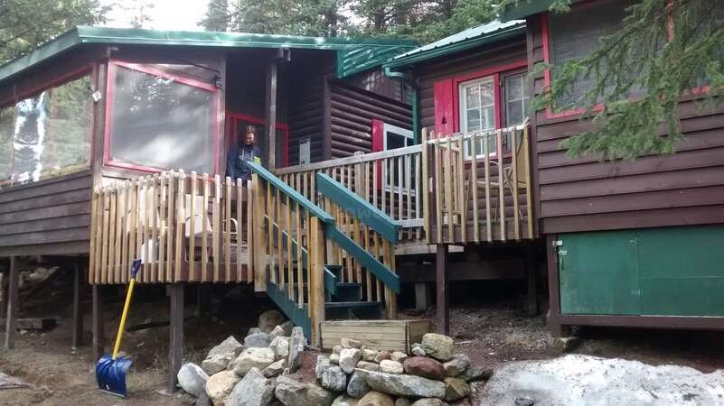 workaway adventure experience rural wooden guesthouse