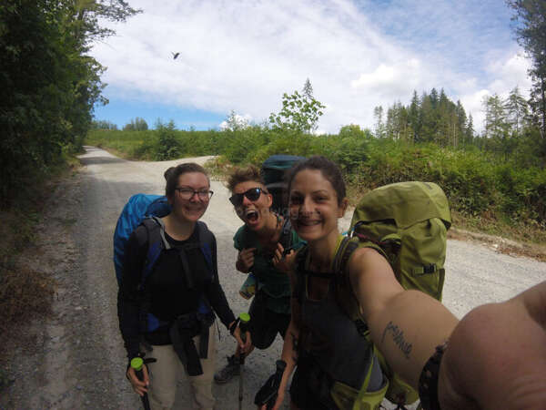 workaway community backpacking fun happiness