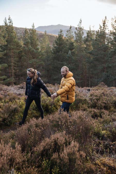 Scotland adventure workaway off grid couple travel ideas inspiration